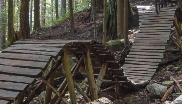 Mountain Biking–beginner to advanced trails.