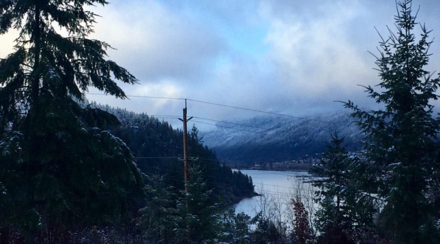 morning star winter view